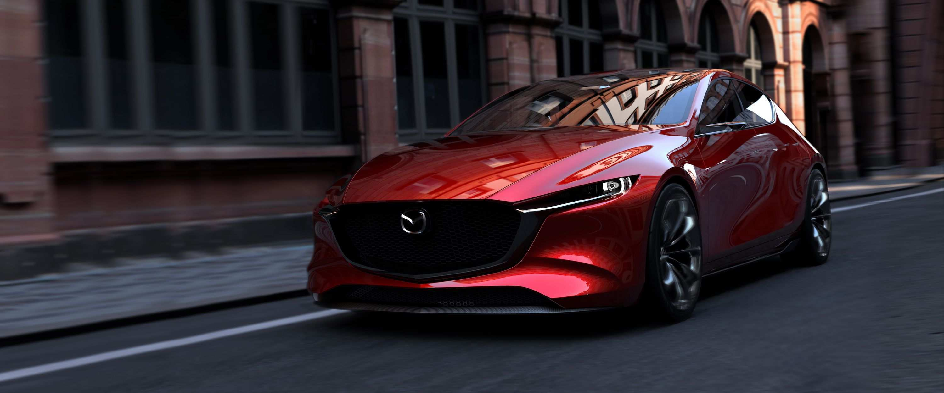 65 All New Mazda Kai 2020 Redesign with Mazda Kai 2020