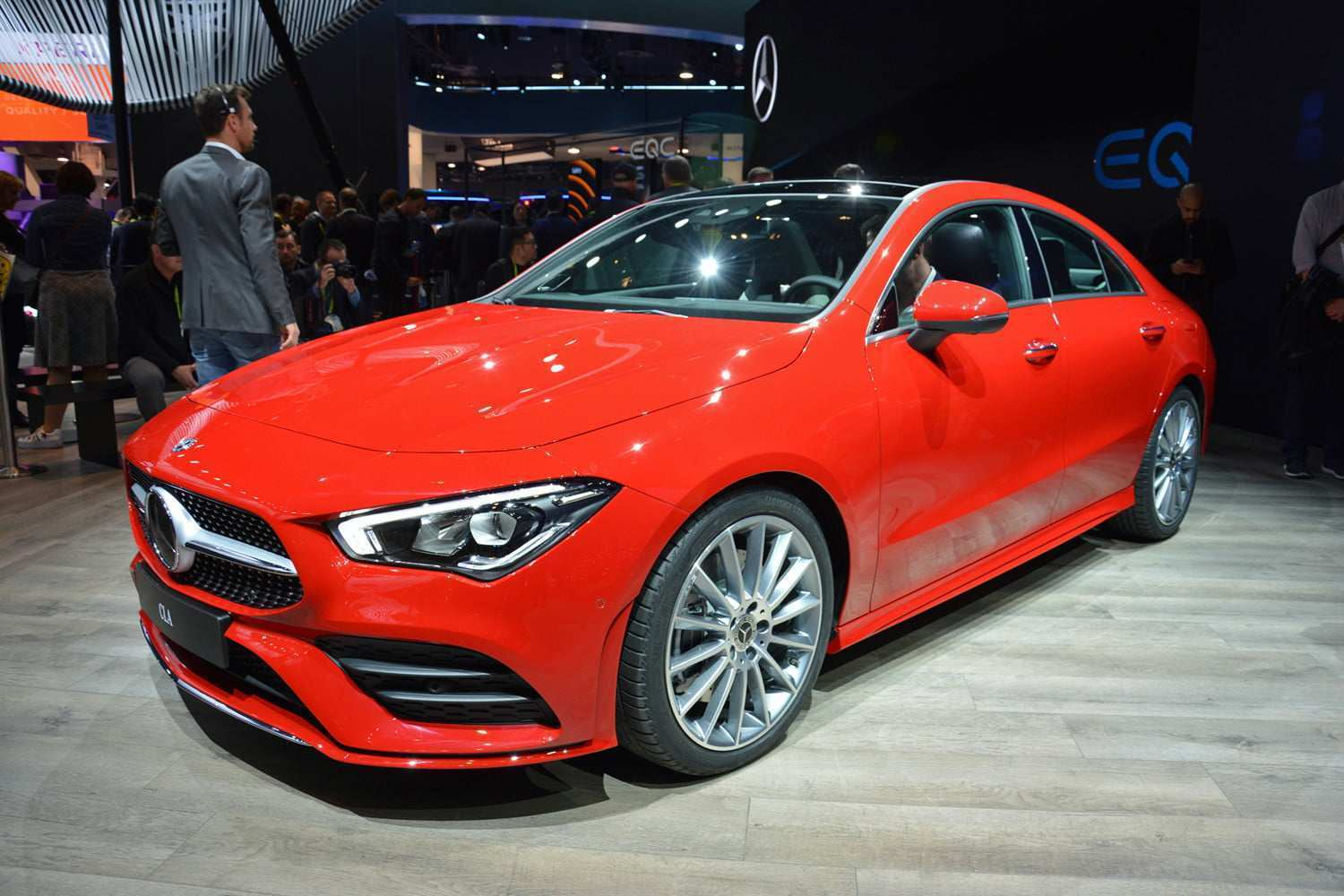65 All New New Cla Mercedes 2020 Reviews with New Cla Mercedes 2020