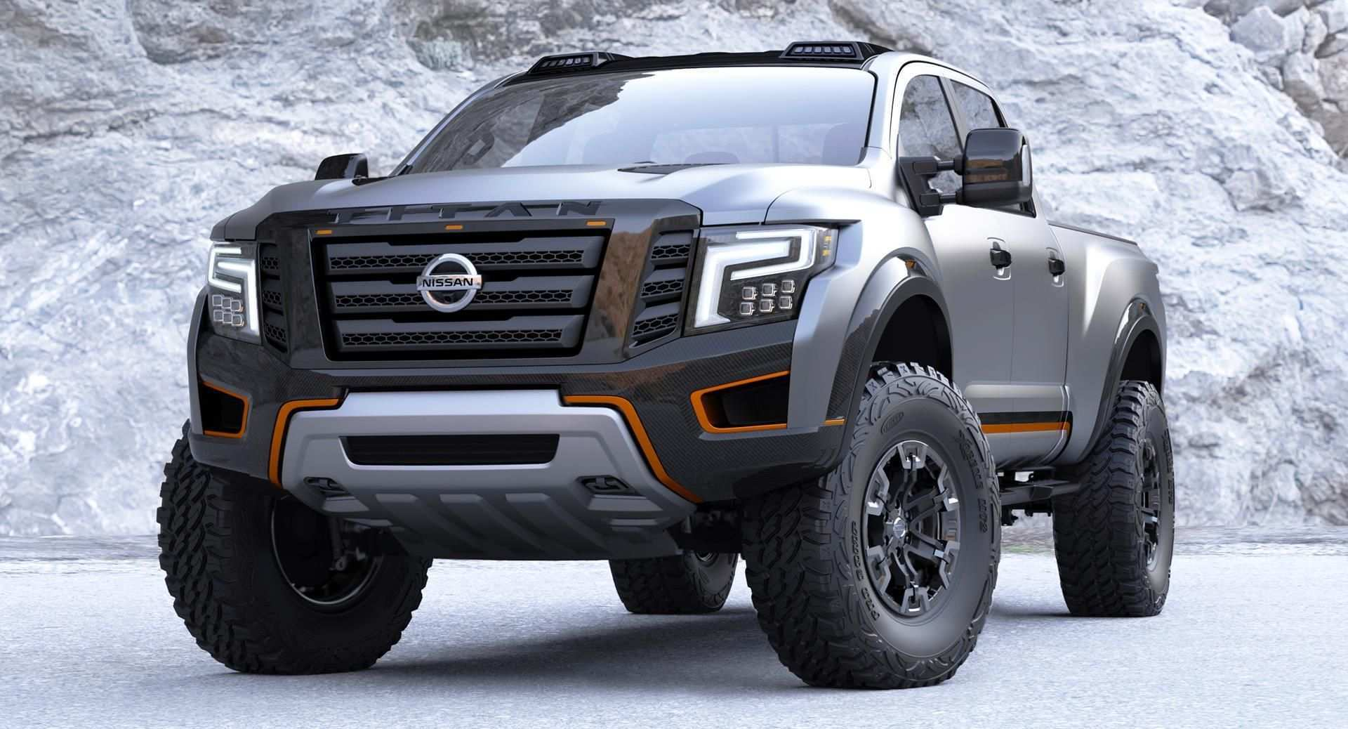 65 All New Nissan Warrior 2020 Redesign for Nissan Warrior 2020