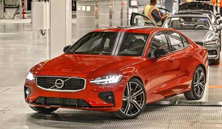 65 All New Volvo S60 2020 Hybrid Rumors for Volvo S60 2020 Hybrid