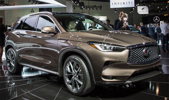 65 Best Review 2020 Infiniti QX50 Pictures with 2020 Infiniti QX50