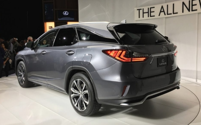 65 Best Review 2020 Lexus Rx 350 F Sport Suv Redesign with 2020 Lexus Rx 350 F Sport Suv