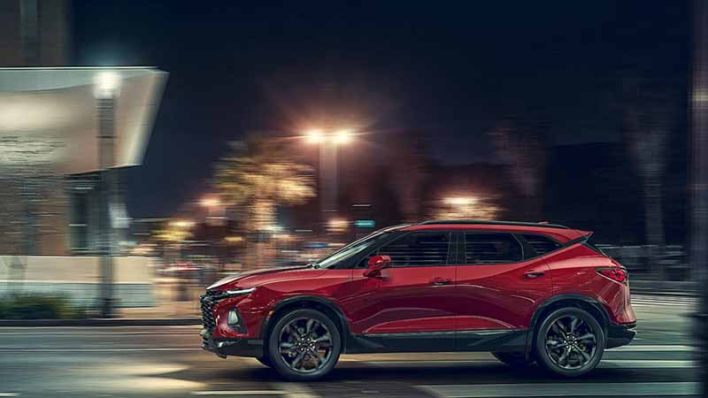 65 Best Review 2020 The Chevy Blazer Specs with 2020 The Chevy Blazer