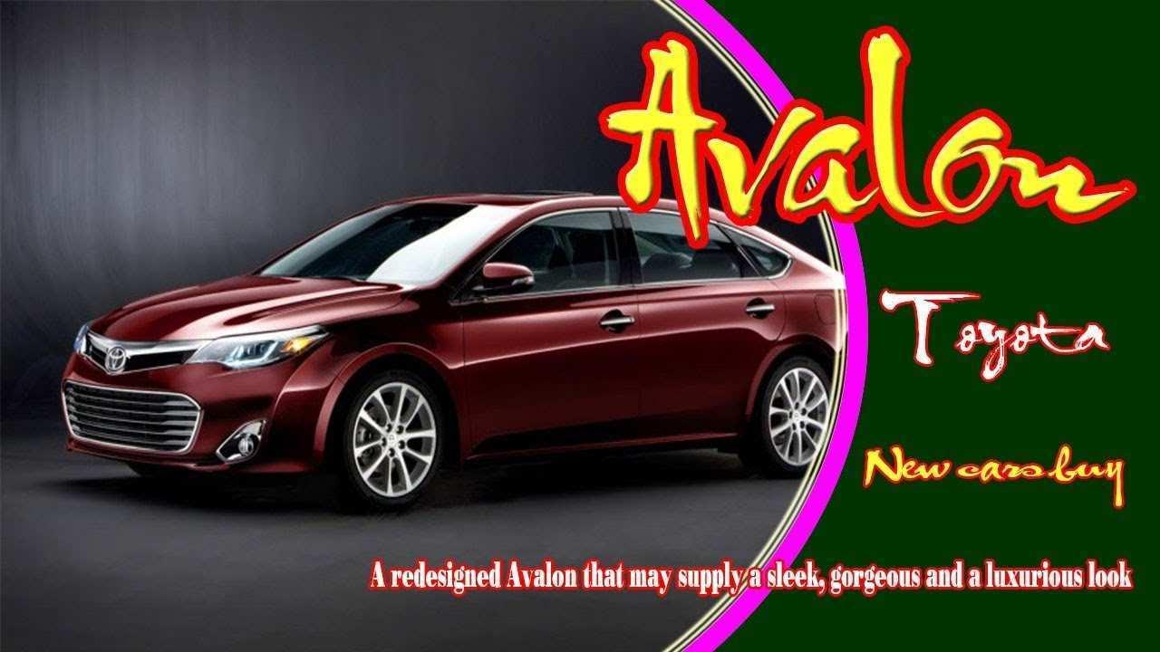 65 Best Review 2020 Toyota Avalon Hybrid Engine by 2020 Toyota Avalon Hybrid