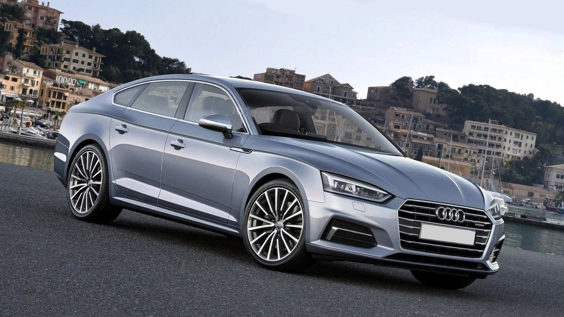 65 Concept of 2020 Audi A5 First Drive with 2020 Audi A5