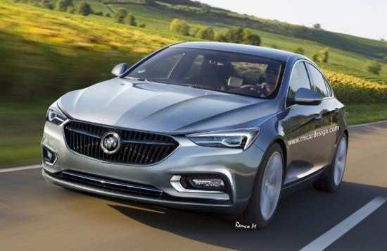 65 Concept of 2020 Buick Regal Redesign for 2020 Buick Regal