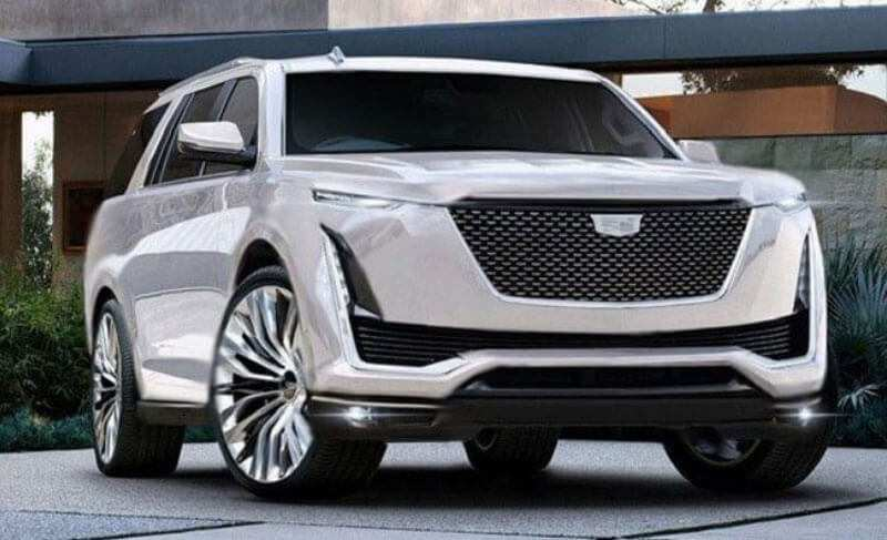 65 Concept of 2020 Cadillac Escalade Style by 2020 Cadillac Escalade