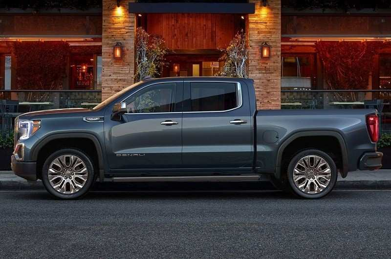 65 Concept of 2020 GMC Canyon Denali Picture with 2020 GMC Canyon Denali