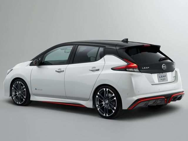 65 Concept of 2020 Nissan Leaf E Plus Exterior and Interior for 2020 Nissan Leaf E Plus