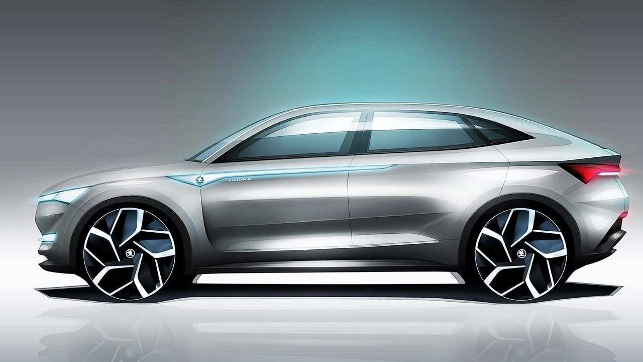 65 Concept of 2020 Skoda Snowman Full Preview Exterior for 2020 Skoda Snowman Full Preview