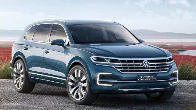 65 Concept of Volkswagen Touareg 2020 Exterior In India Rumors with Volkswagen Touareg 2020 Exterior In India