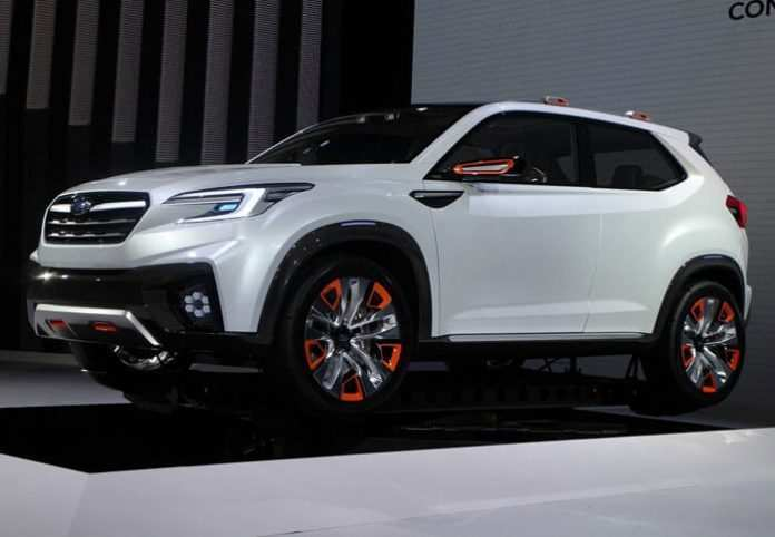 65 Gallery of 2020 Subaru Forester History by 2020 Subaru Forester