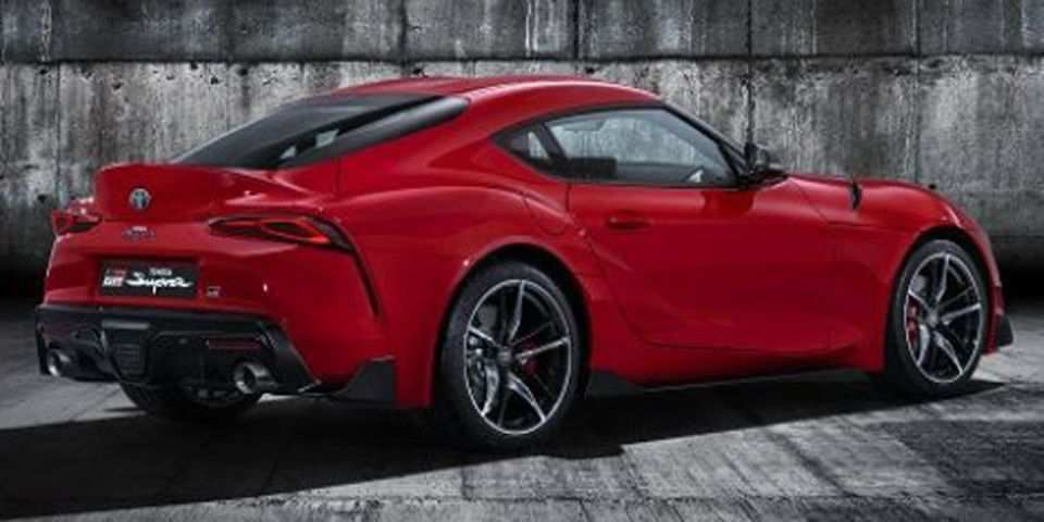 65 Gallery of Supra Toyota 2020 Model with Supra Toyota 2020