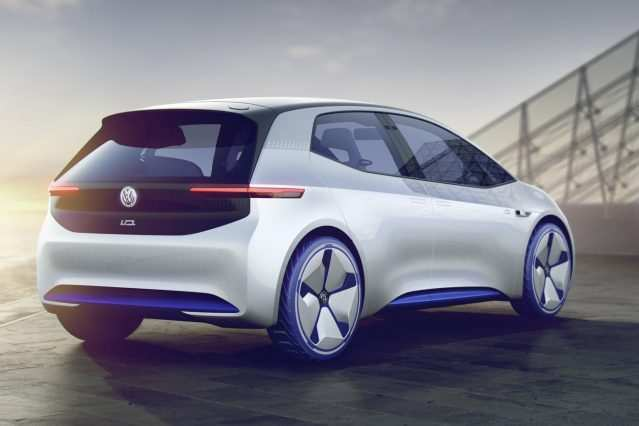 65 Gallery of Volkswagen 2020 Electric Price and Review by Volkswagen 2020 Electric
