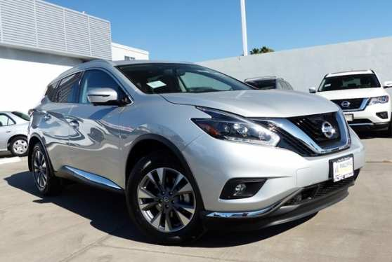 65 Great 2020 Nissan Murano Concept for 2020 Nissan Murano