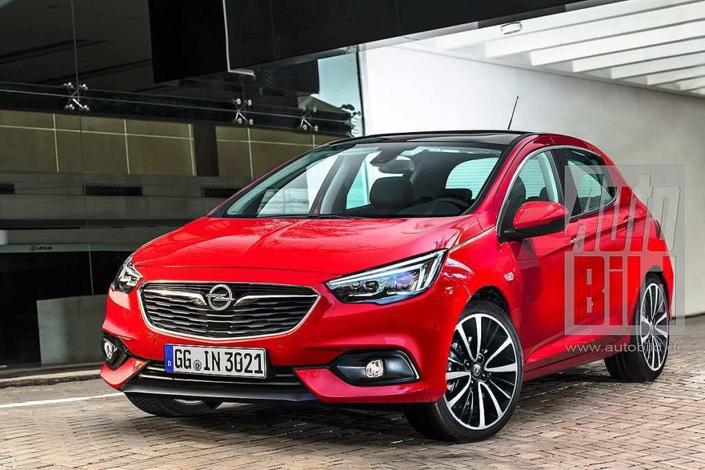 65 Great 2020 Opel Astra 2018 Pictures for 2020 Opel Astra 2018