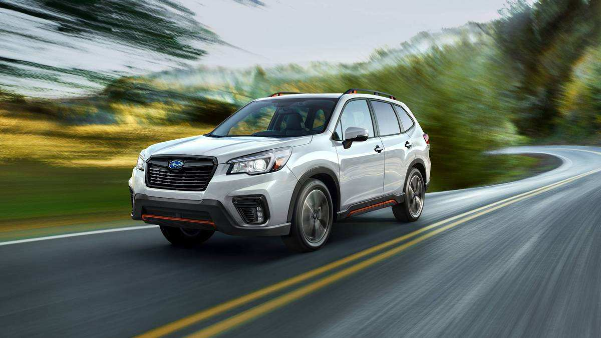 65 Great Subaru 2020 Forester Dimensions Rumors with Subaru 2020 Forester Dimensions