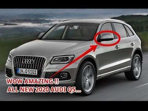 65 New 2020 Audi Sq5 Performance for 2020 Audi Sq5