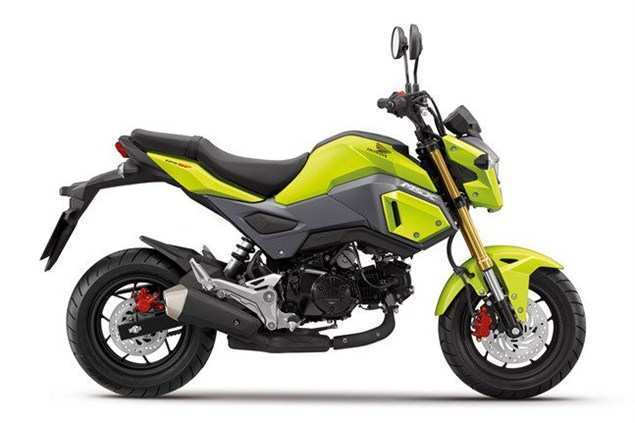 65 New 2020 Honda Grom Price and Review by 2020 Honda Grom