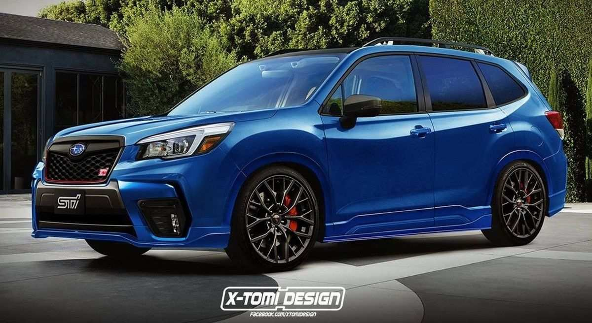 65 New 2020 Subaru Forester Spy Exteriors Redesign and Concept for 2020 Subaru Forester Spy Exteriors