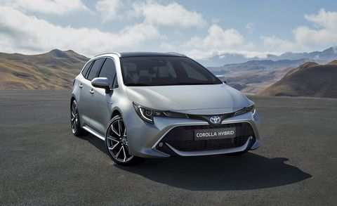 65 New Toyota Wagon 2020 Spy Shoot for Toyota Wagon 2020