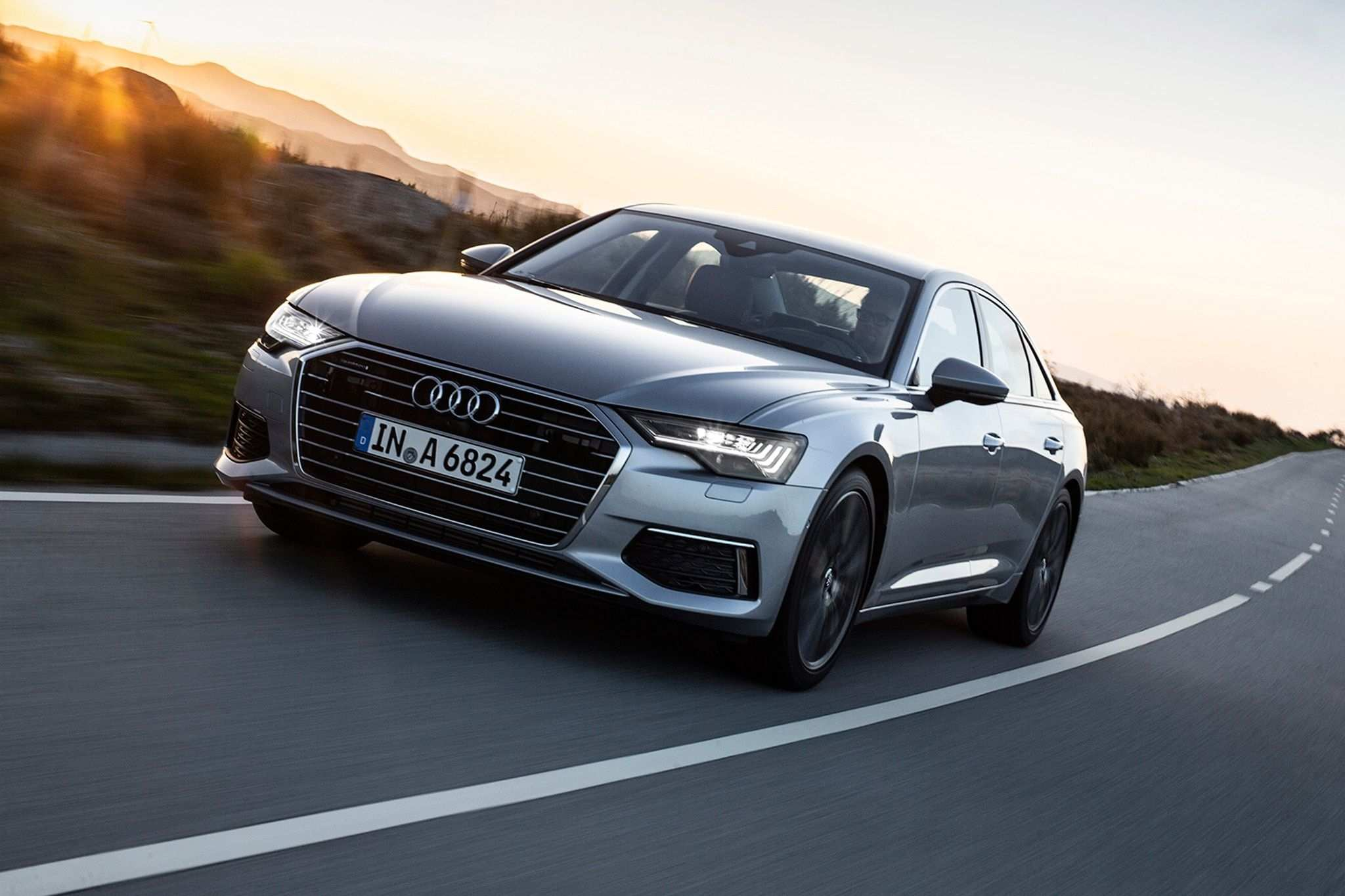 65 The 2020 Audi A6 Comes Engine by 2020 Audi A6 Comes