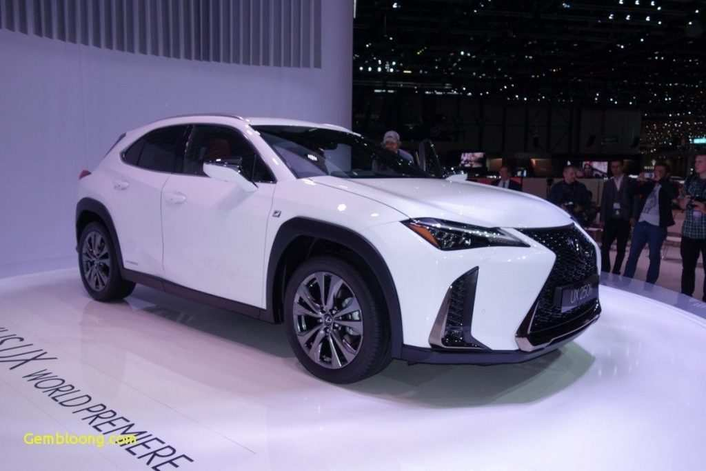65 The 2020 Lexus Ux Exterior Date History with 2020 Lexus Ux Exterior Date
