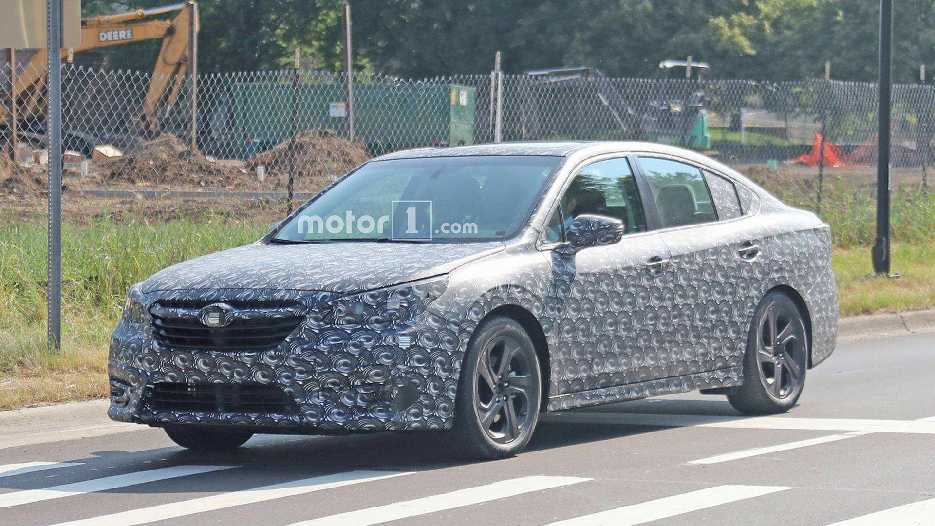 65 The Subaru Liberty 2020 Release Date for Subaru Liberty 2020