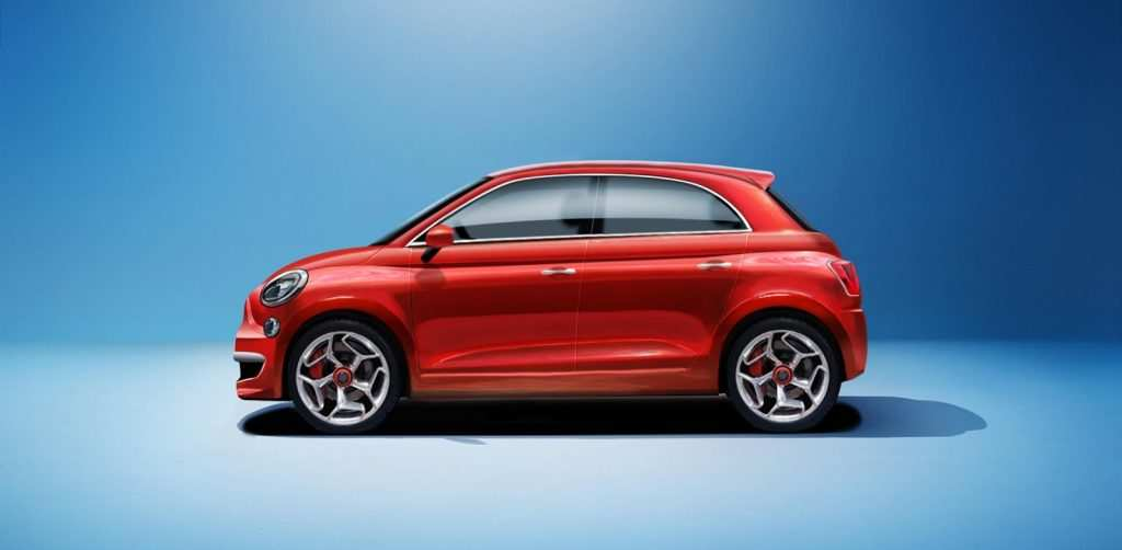 66 All New 2020 Fiat 500L New Review by 2020 Fiat 500L