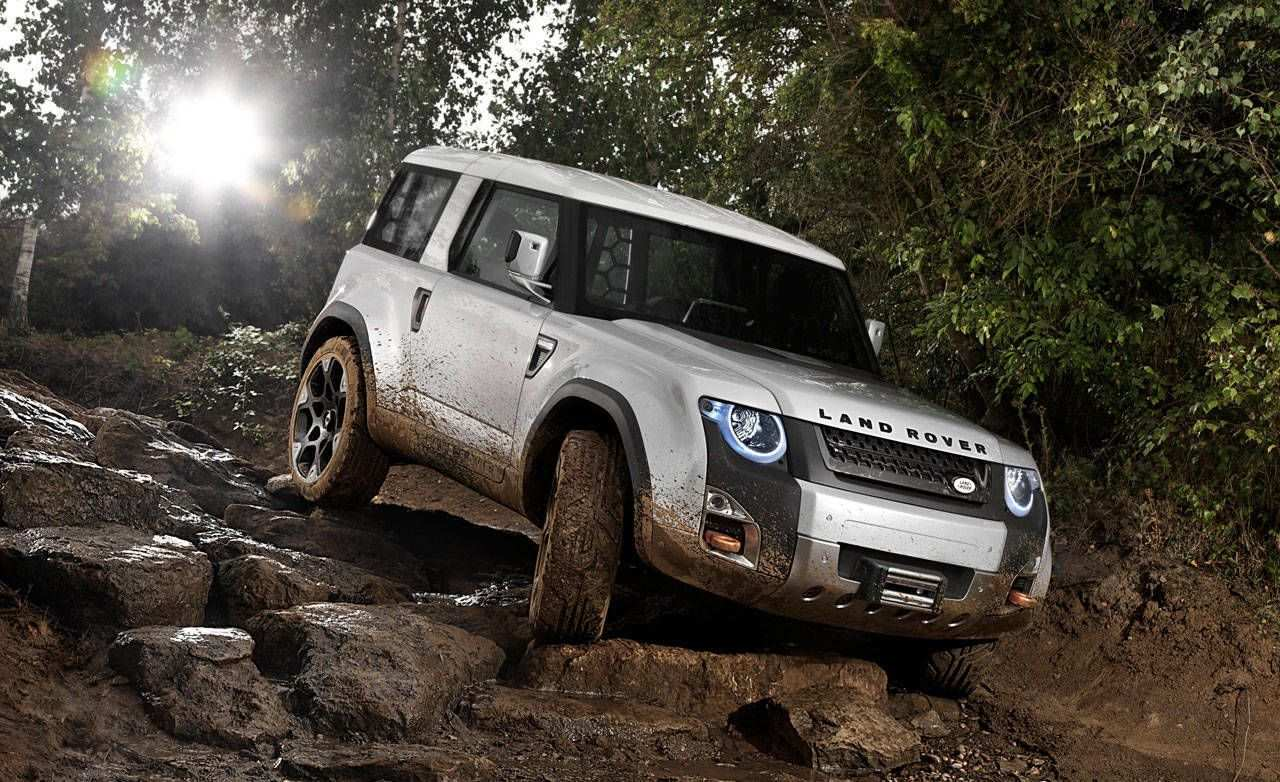 66 All New 2020 Land Rover Defender Pictures with 2020 Land Rover Defender