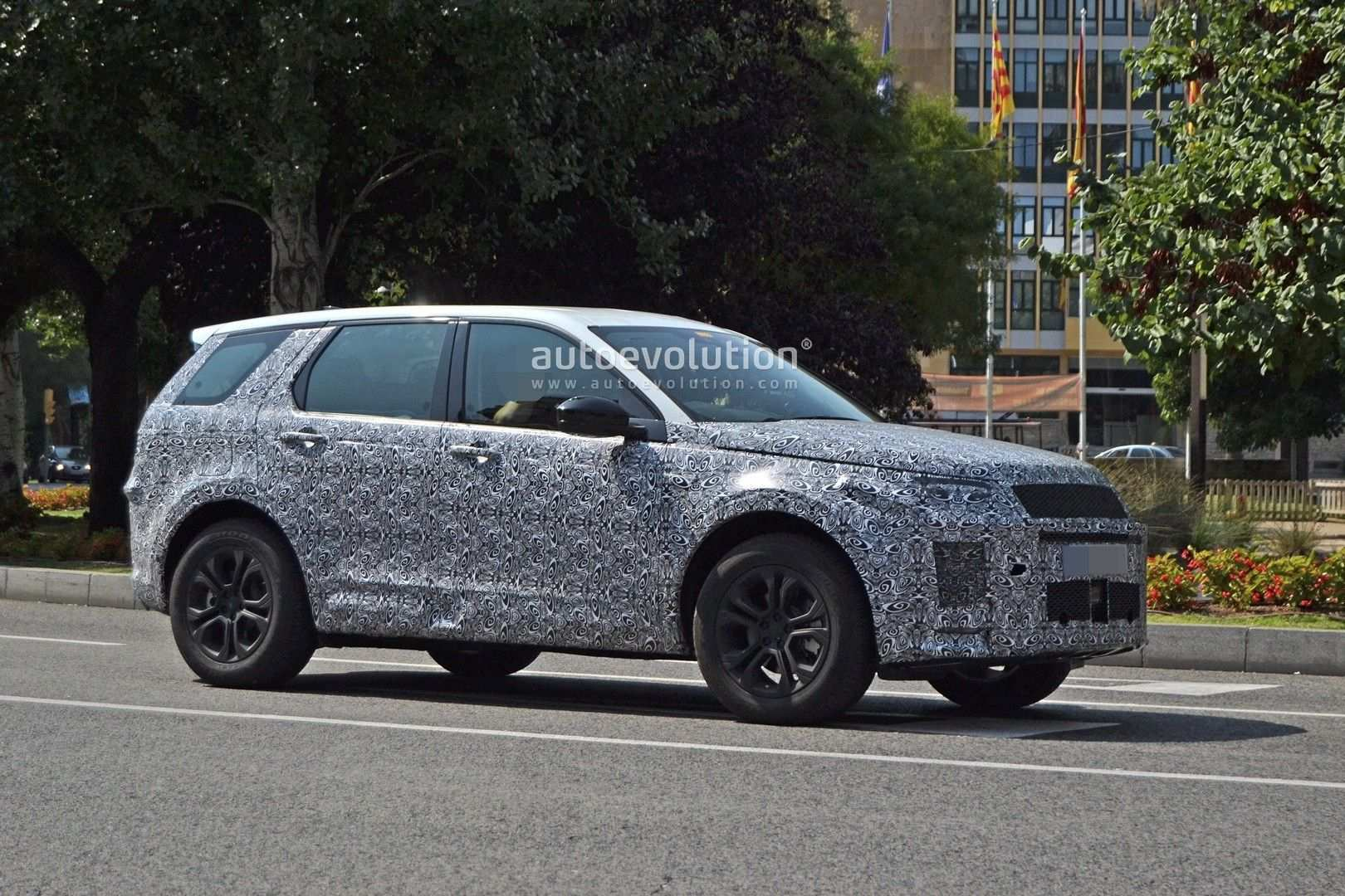 66 All New 2020 Land Rover Discovery Sport Rumors with 2020 Land Rover Discovery Sport