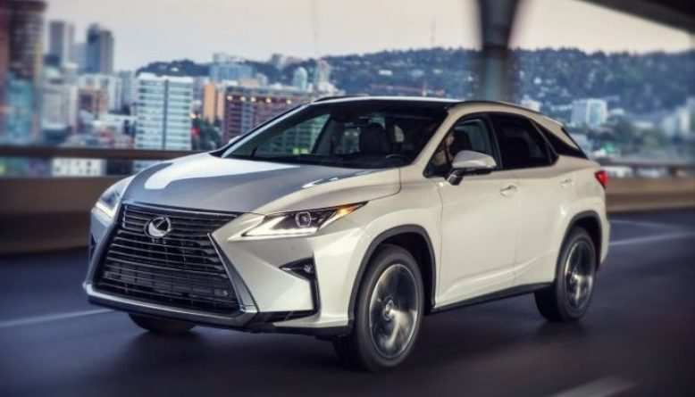 66 All New 2020 Lexus Rx 350 F Sport Suv Picture for 2020 Lexus Rx 350 F Sport Suv