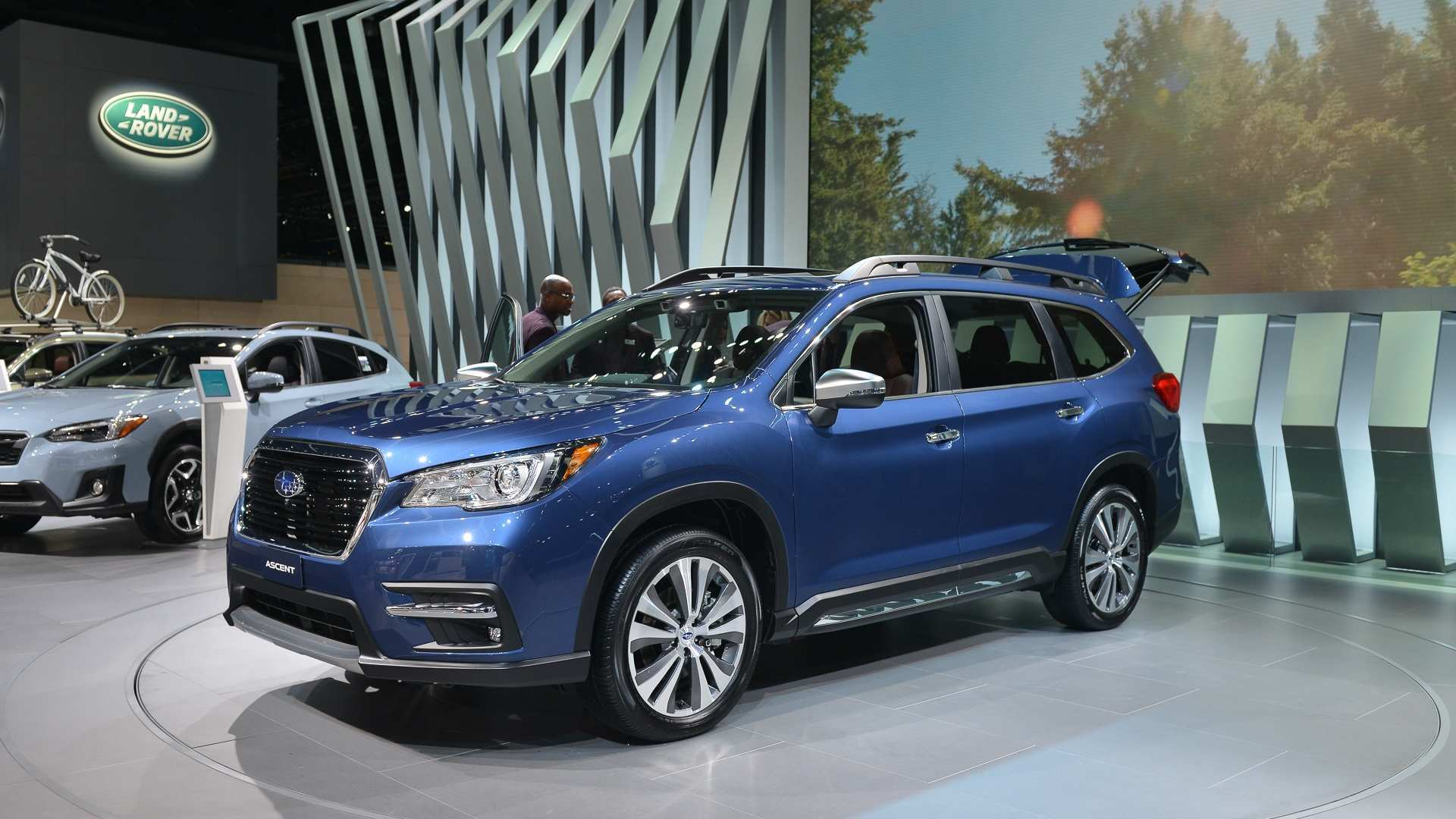 66 All New 2020 Subaru Ascent Ground Clearance Concept for 2020 Subaru Ascent Ground Clearance