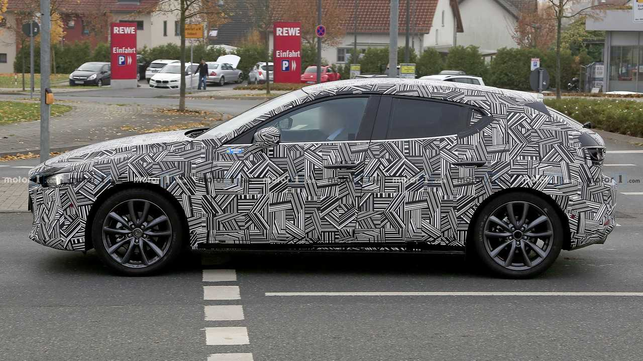 66 Best Review 2020 Mazda 3 Spy Shots Pictures with 2020 Mazda 3 Spy Shots