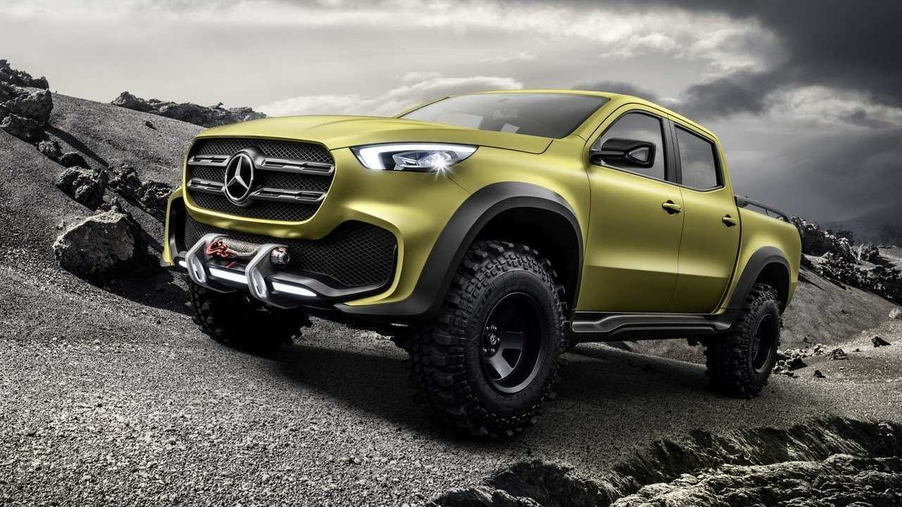 66 Best Review 2020 Mercedes Pickup Speed Test by 2020 Mercedes Pickup