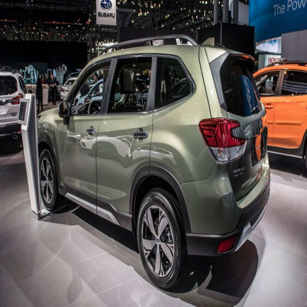 66 Best Review Subaru Forester 2020 Dimensions Redesign by Subaru Forester 2020 Dimensions