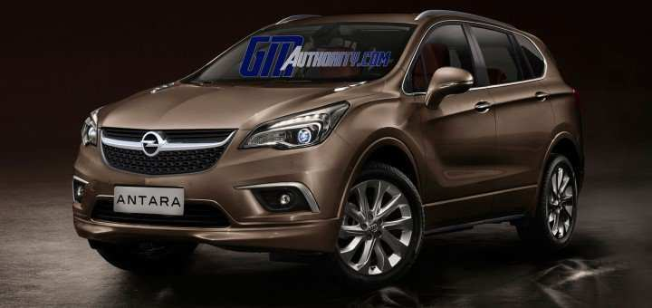 66 Concept of 2020 Opel Antara 2018 Pricing with 2020 Opel Antara 2018