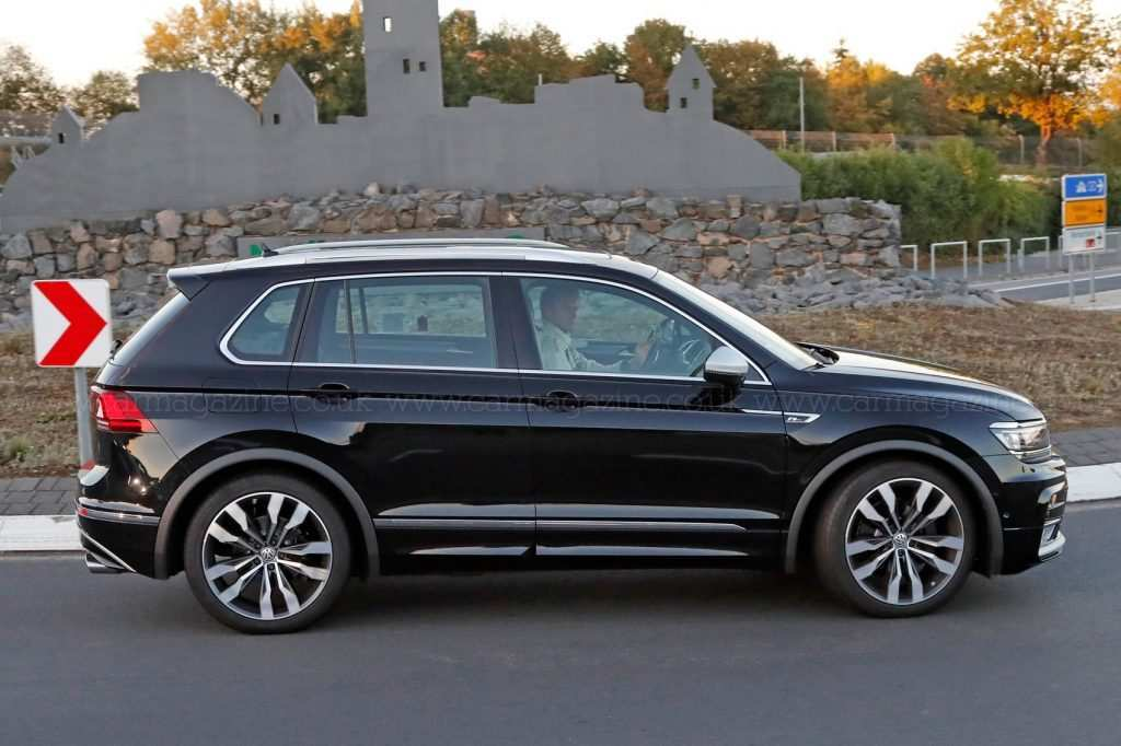 66 Concept of 2020 VW Tiguan 2018 First Drive with 2020 VW Tiguan 2018
