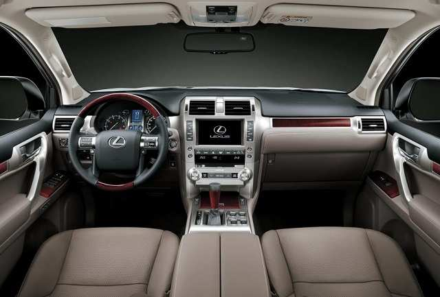 66 Concept of Lexus 2020 Gx460 Specs and Review with Lexus 2020 Gx460