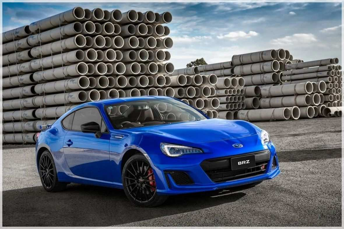 66 Concept of Subaru 2020 Brz Redesign and Concept with Subaru 2020 Brz