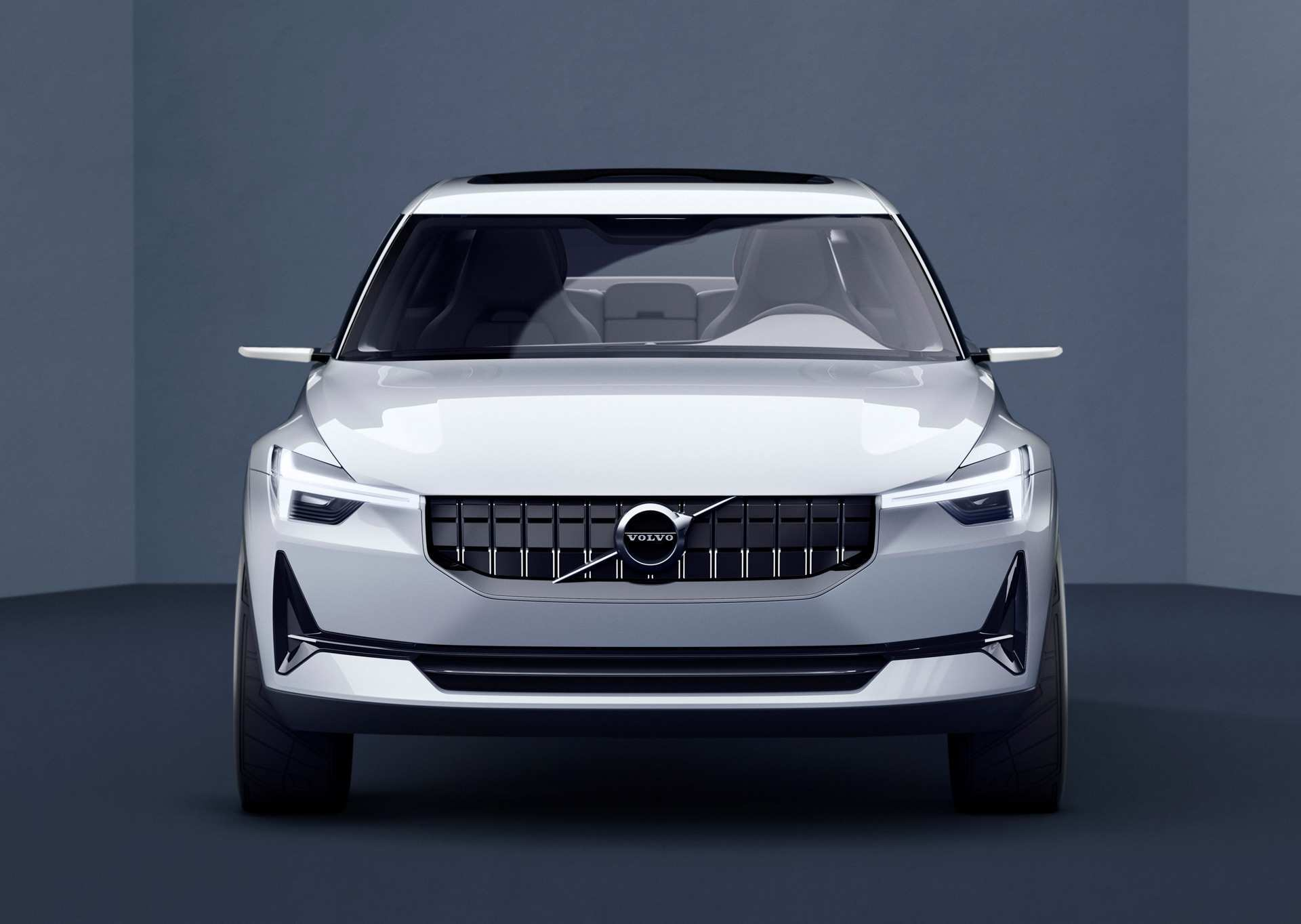 66 Concept of Volvo 2020 All Electric Performance and New Engine with Volvo 2020 All Electric
