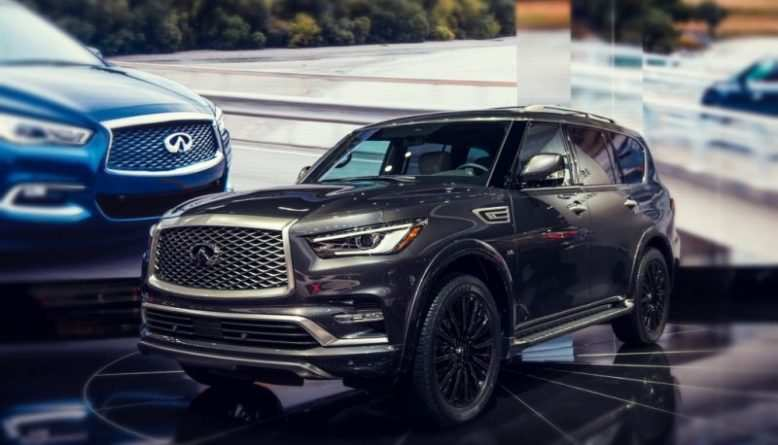 66 Gallery of 2020 Infiniti QX80 Exterior for 2020 Infiniti QX80