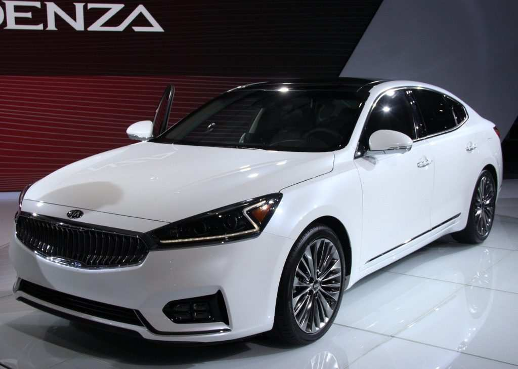 66 Gallery of 2020 Kia Cadenza Review for 2020 Kia Cadenza