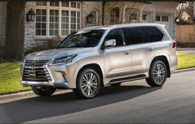 66 Gallery of 2020 Lexus LX 570 Reviews for 2020 Lexus LX 570