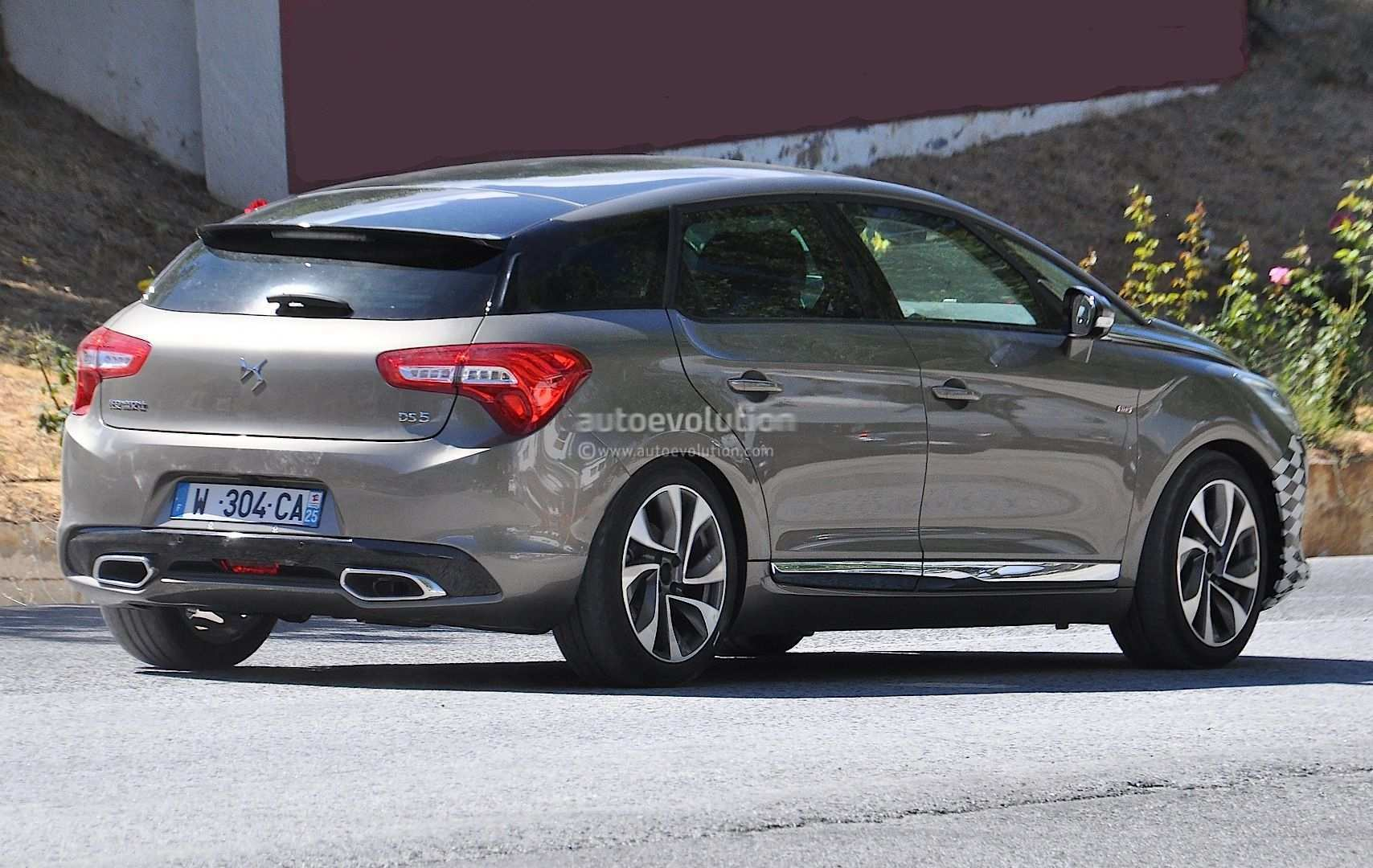 66 Great 2020 Citroen DS5 Redesign and Concept by 2020 Citroen DS5