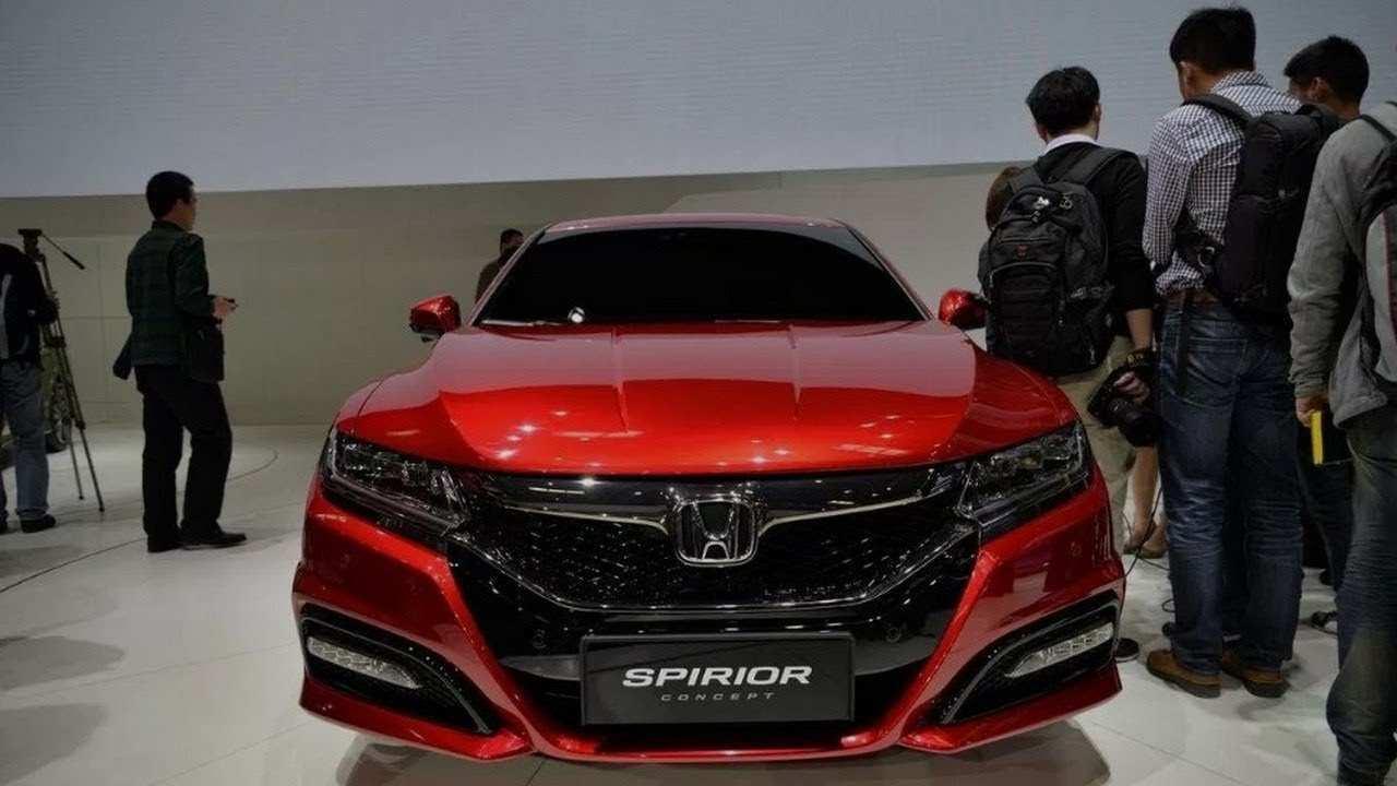 2020 Honda Accord Spirior Reviews