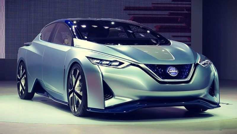 66 Great 2020 Nissan Leaf History by 2020 Nissan Leaf