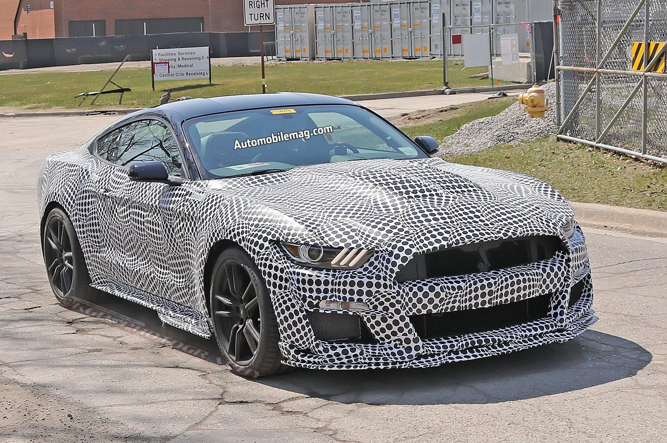 66 Great Spy Shots 2020 Ford Mustang Svt Gt 500 New Review for Spy Shots 2020 Ford Mustang Svt Gt 500