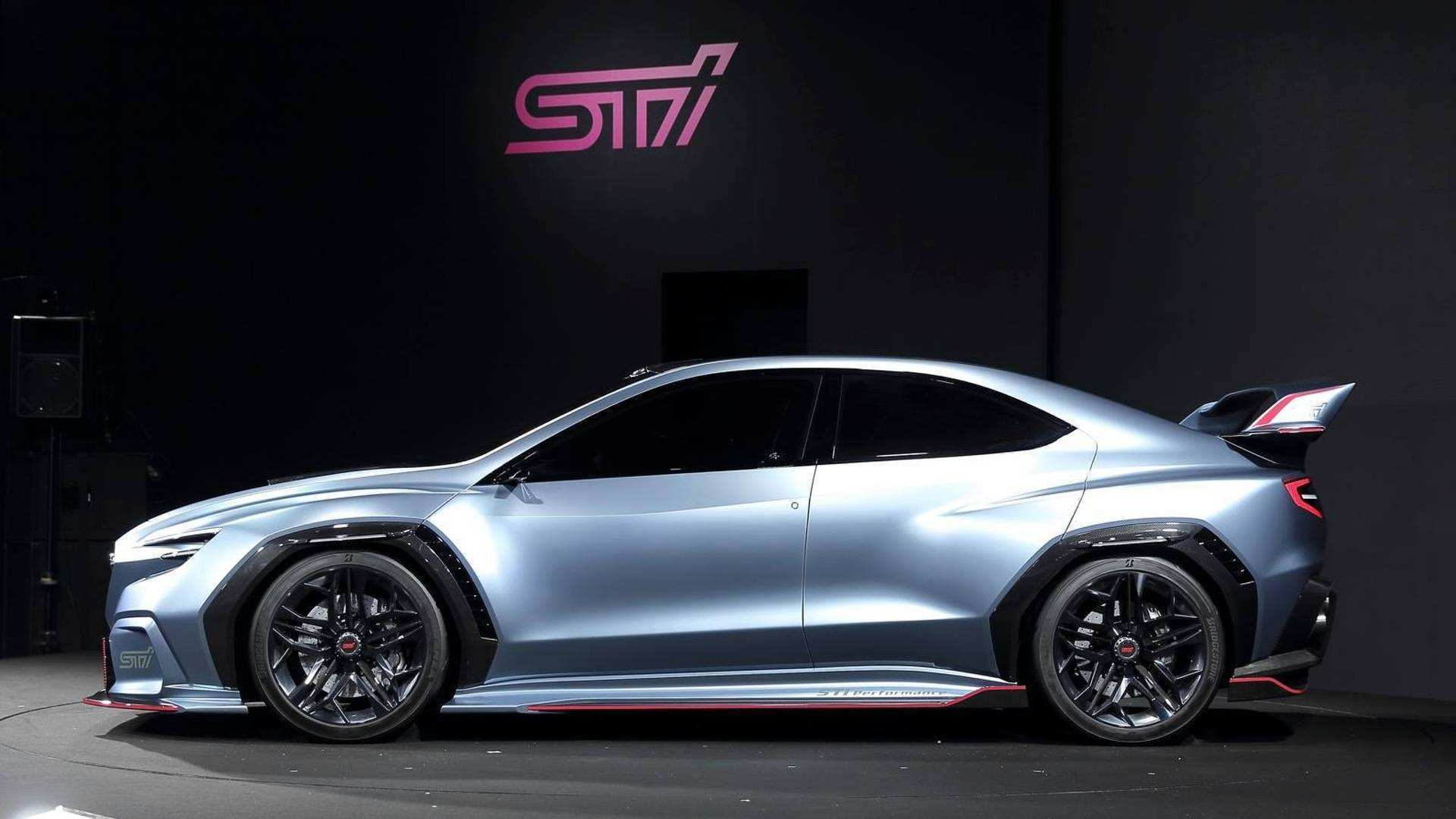 66 Great Sti Subaru 2020 Configurations for Sti Subaru 2020