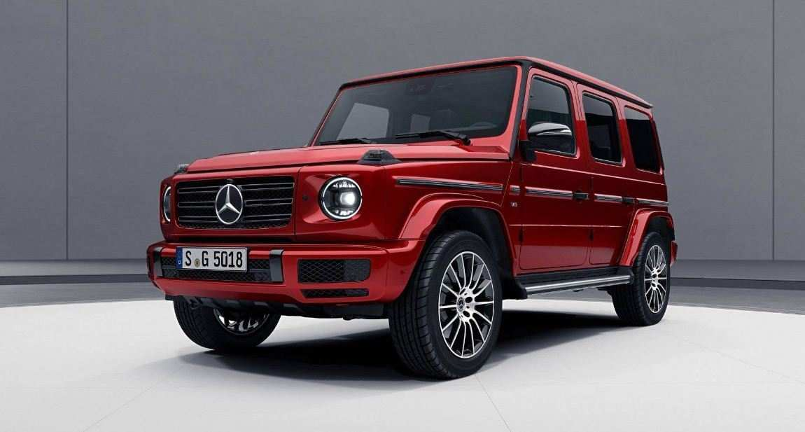 66 The 2020 Mercedes G Class Exterior Date History by 2020 Mercedes G Class Exterior Date